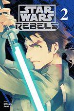 Star wars: Rebels (EN) T.02 (release in September) | 9781975336530