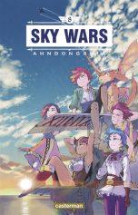 Sky wars T.08   9782203194816