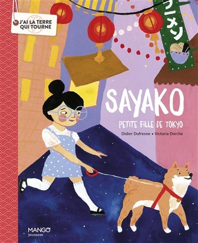 Sayako, petite fille de Tokyo   9782317022524