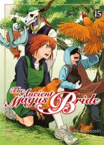 Ancient Magus Bride (The) T.15 | 9782372875639