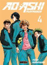 Ao ashi playmaker T.04 | 9782382810576