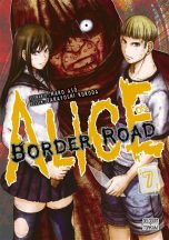 Alice on border Road T.07 | 9782413011477