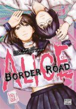 Alice on border Road T.08 | 9782413011484
