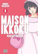 Maison Ikkoku - Perfect ed. T.09   9782413043850