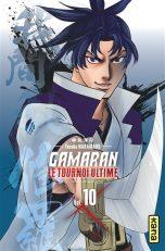 Gamaran - Le tournoi ultime T.10   9782505088998