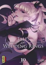 Tales of Wedding Rings T.10 | 9782505089056