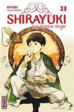 Shirayuki aux cheveux rouges T.23   9782505089063