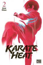 Karate heat T.02 | 9782811649982