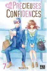 Nos precieuses confidences T.07   9782811660956