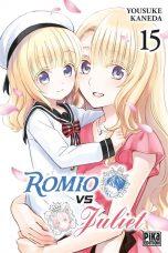 Romio vs Juliet T.15 | 9782811661212