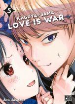 Kaguya-sama, love is war T.05 | 9782811663308