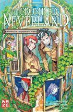 Promised neverland (The) - LN T.03 - Memoires de compagnons d'armes | 9782820340894