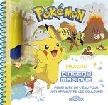 Pokemon: Pikachu - Pinceau magique | 9782821210585