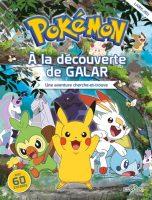 Pokemon - Cherche et trouve A la decouverte de Galar | 9782821211704