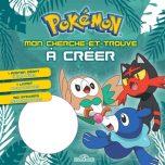 Pokemon - Mon cherche et trouve a creer | 9782821211735