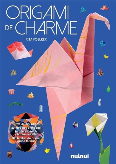 Origami de charme   9782889357901