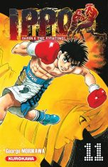 Ippo, Saison 6 : The fighting T.11 | 9782368528082