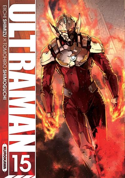 Ultraman T.15 | 9782368529607