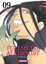 Fullmetal Alchemist - Perfect ed. T.09   9782380710656