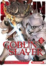 Goblin slayer T.11 | 9782380711097