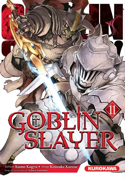 Goblin slayer T.11   9782380711097