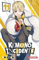 Kemono incidents T.11   9782380711202