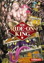 Ride-on king (The) T.04 | 9782380711363