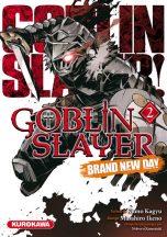 Goblin slayer - Brand new day T.02 | 9782380711615