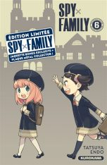 Spy x Family T.06 - Ed. collector   9782380712407