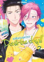 Karasugaoka don't be shy T.02 | 9782382760093