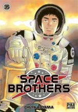 Space Brothers T.35 | 9782811661342