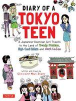 Diary of a Tokyo teen (EN)   9784805313961