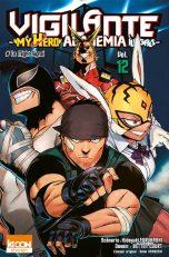 My hero academia - Vigilante T.12   9791032710128