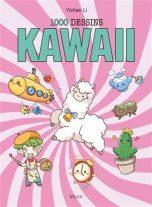 1000 dessins kawaii | 9782711426188